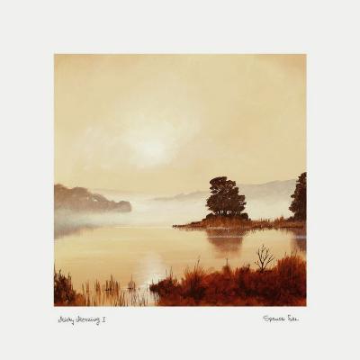 Misty Morning I-Lee Spencer-Art Print