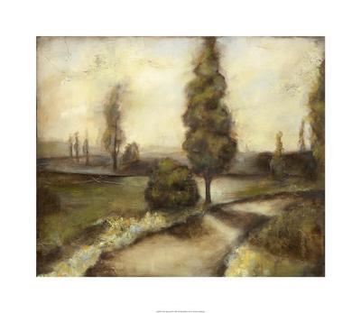 Misty Morning II-Jennifer Goldberger-Limited Edition