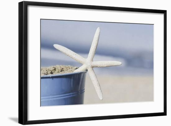 Misty Morning IV-Elizabeth Urquhart-Framed Photo