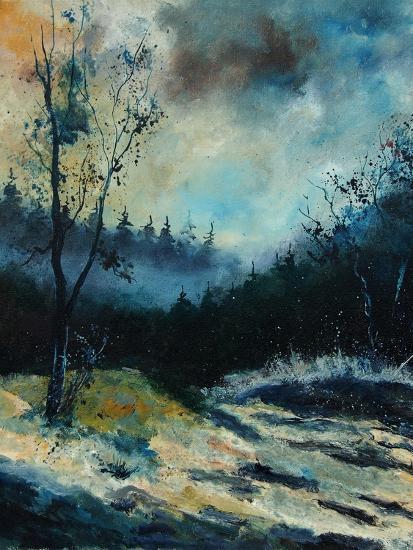 Misty Morning-Pol Ledent-Art Print