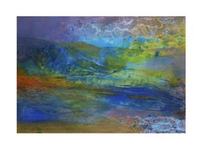 Misty Mountain-Julian Corvin-Collectable Print