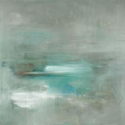 Misty Pale Azura Sea-Heather Ross-Art Print