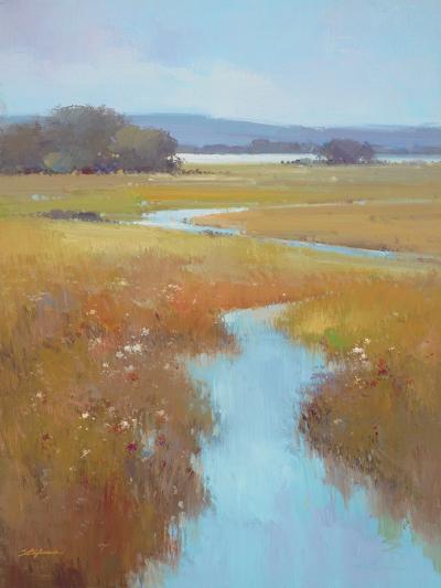 Misty River Bright--Premium Giclee Print