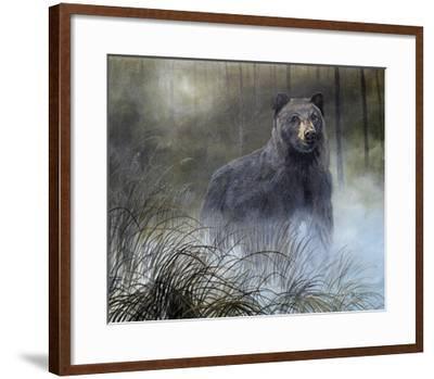 Misty Wild III-B. Lynnsy-Framed Art Print