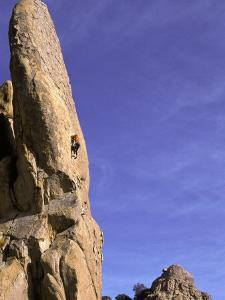 Rock Climbing by Mitch Diamond