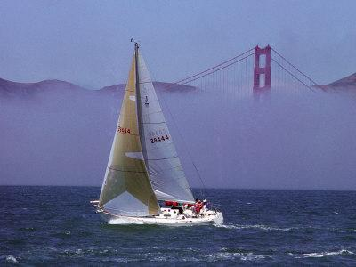 Sailboat, San Francisco, CA