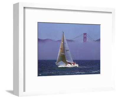 Sailboat, San Francisco, CA