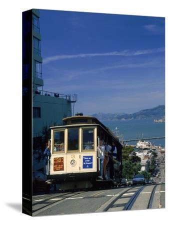 Trolley in Motion, San Francisco, CA