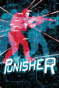 The Punisher No. 18 Cover by Mitch Gerads