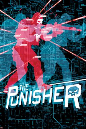 The Punisher No. 18 Cover