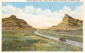 Mitchell Pass, Scottsbluff, Nebraska