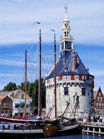 Hoofdtoren, Hoorn, Netherlands