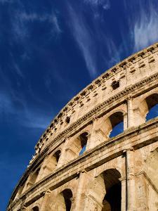 Italy, Rome, Roman Coliseum by Miva Stock