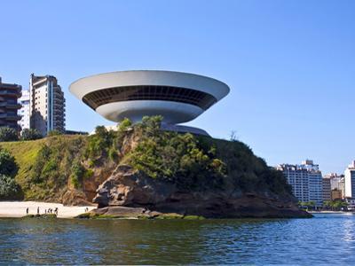 Museum of Contemporary Art, Rio De Janeiro, Brazil