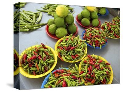 Peppers, Fruit and Vegetable Outdoor Market, Suva, Fiji