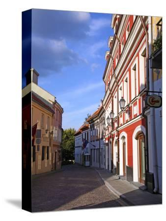 Pilias Street, Vilnius, Lithuania