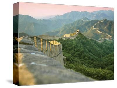 Sunrise over the Mutianyu Section of the Great Wall, Huairou County, China