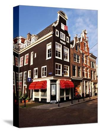 Traditional Dutch Architecture, Amsterdam, Netherlands