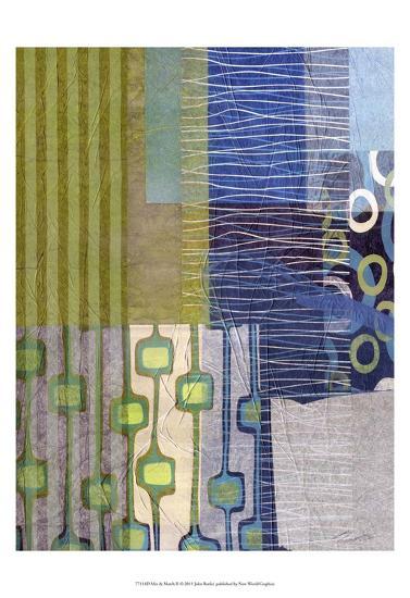 Mix and Match II-John Butler-Art Print