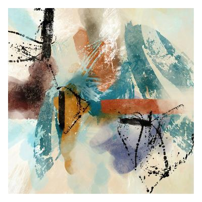 Mix B-Cynthia Alvarez-Art Print