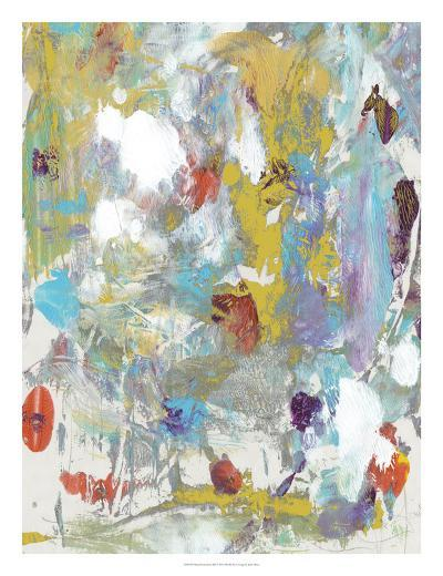 Mixed Emotions III-Julie Silver-Giclee Print