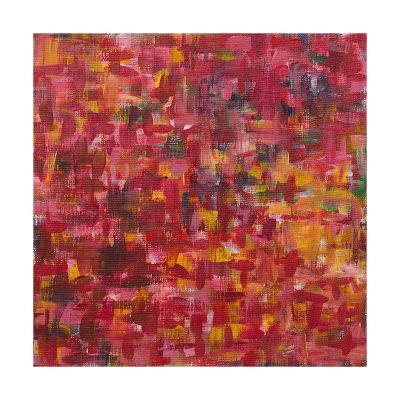 Mixed Emotions in Red II-Everett Spruill-Art Print