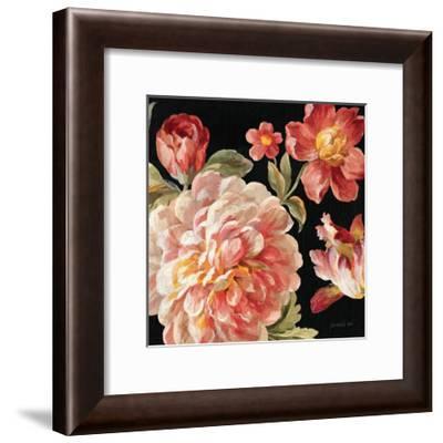 Mixed Floral IV Crop I-Danhui Nai-Framed Art Print