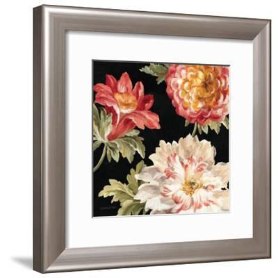 Mixed Floral IV Crop II-Danhui Nai-Framed Art Print