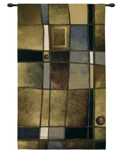 Mixed Intervals II-T^ C^ Stuart-Wall Tapestry