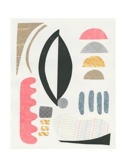 Mixed Shapes II-Courtney Prahl-Art Print