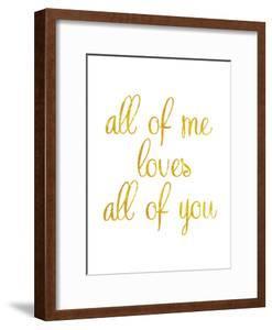 All of Me by Miyo Amori