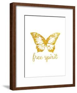 Free Spirit Butterfly by Miyo Amori