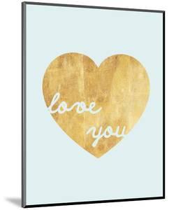Heart of Gold Love by Miyo Amori