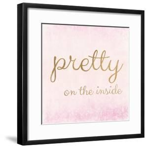 Pretty on the Inside Pink by Miyo Amori