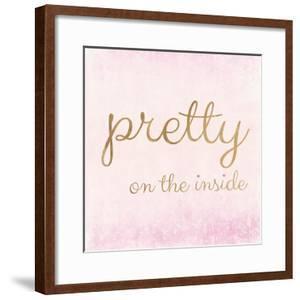 Pretty on the Inside Pink by Miyo Amori