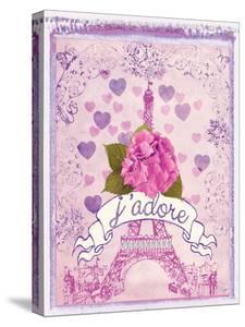 Pretty Paris Polaroid 2 by Miyo Amori