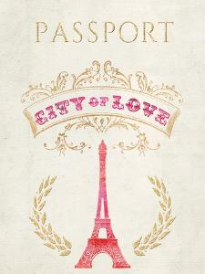 Romance Collection Passport by Miyo Amori
