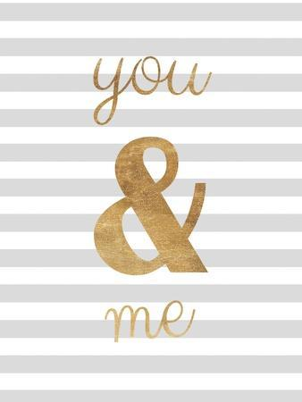 You and Me are Golden