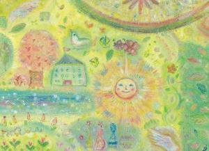 You Are a Sunny Place, It Is Warm by Miyuki Hasekura