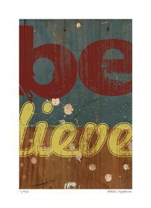 Believe by Mj Lew