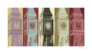 Big Ben by Mj Lew