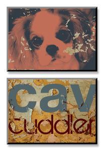 Cavalier Cuddler by Mj Lew