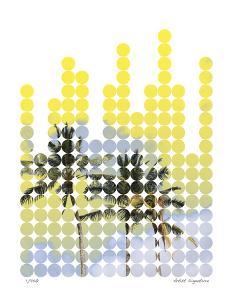 City Palms I by Mj Lew
