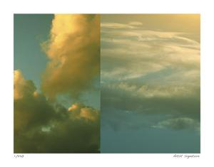 New Sky I by Mj Lew