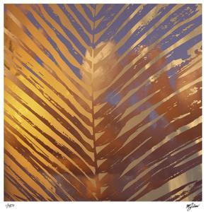 Sunset Palms I by Mj Lew