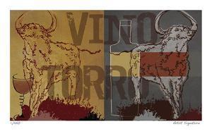 Vino Torro II by Mj Lew