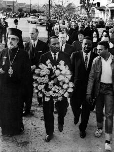 MLK Leads March for Slain Unitarian Minister 1965