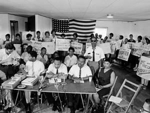 MLK St Augustine Boycott 1964