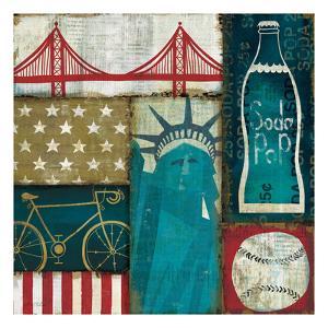 American Pop I by Mo Mullan