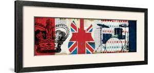 British Invasion II by Mo Mullan